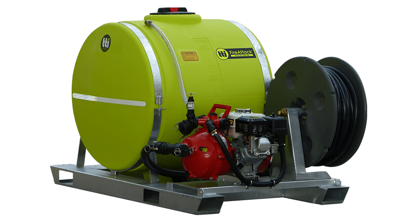 400L FireAttack™ Deluxe Slip On Skid Fire Fighting Unit