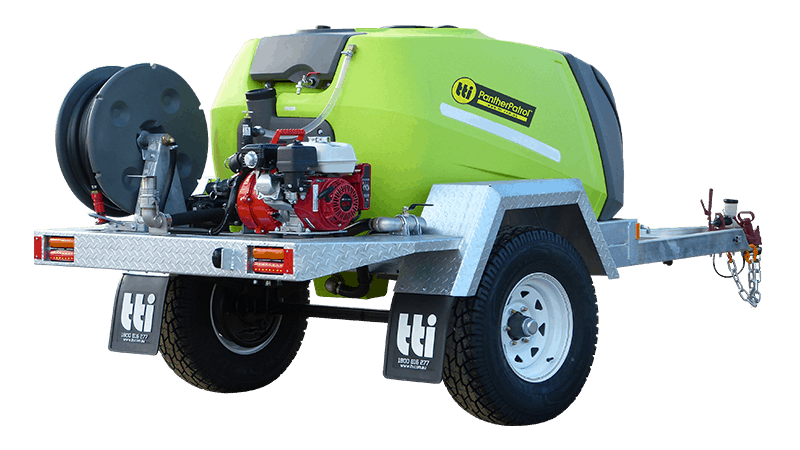 1100L PantherPatrol™ Fire Fighting Trailer (UnBraked)