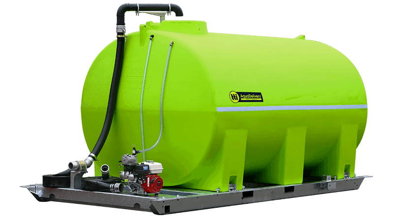10000L AquaDelivery™ Water Delivery Unit