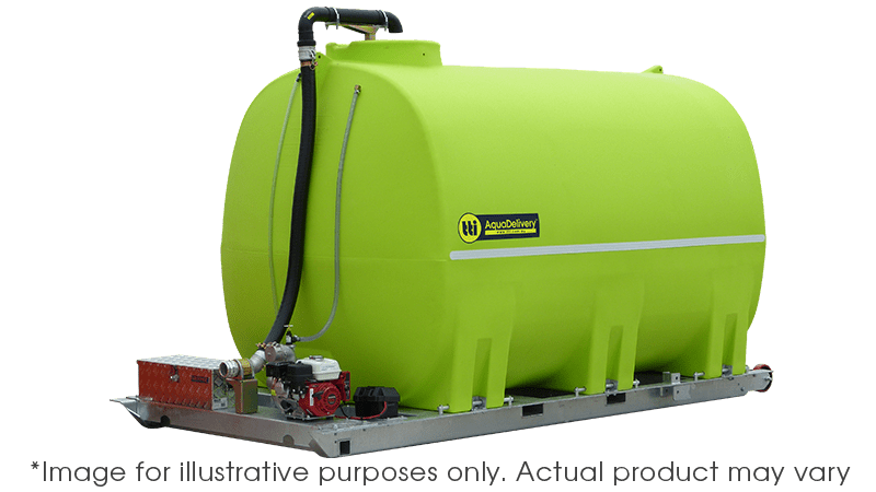 13000L AquaDelivery™ Water Delivery Unit