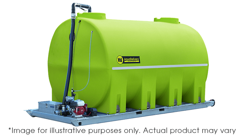 15000L AquaDelivery™ Water Delivery Unit