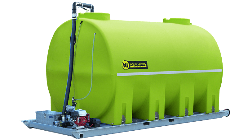 17000L AquaDelivery™ Water Delivery Unit
