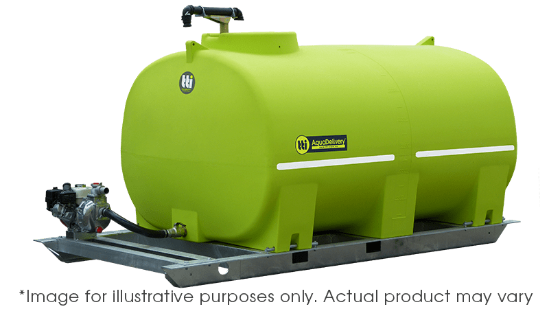 7000L AquaDelivery™ Water Delivery Unit