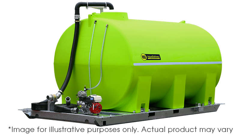 8000L AquaDelivery™ Water Delivery Unit