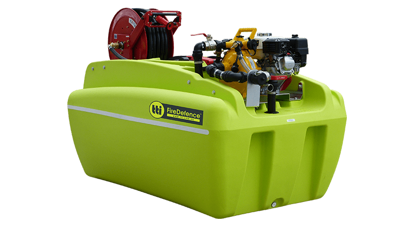 800L FireDefence™ Portable Fire Fighting Unit